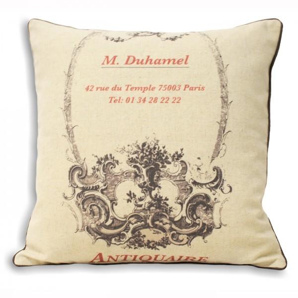 Antiqua Cushion