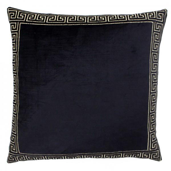 Apollo Black & Gold Cushion