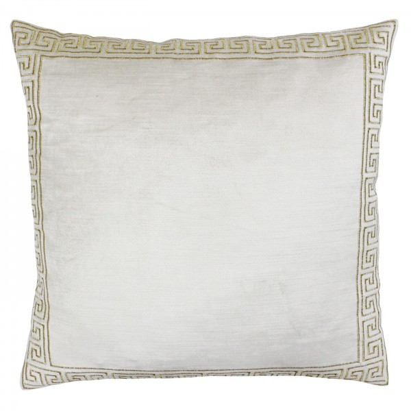 Apollo Ivory & Gold Cushion