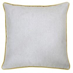 Bellucci Grey & Ochre Cushion