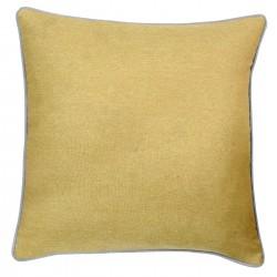 Bellucci Ochre & Grey Cushion
