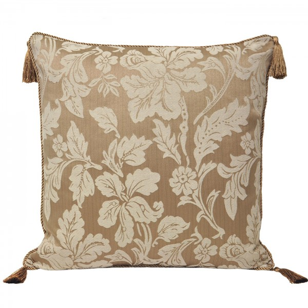 Cologne Taupe Cushion