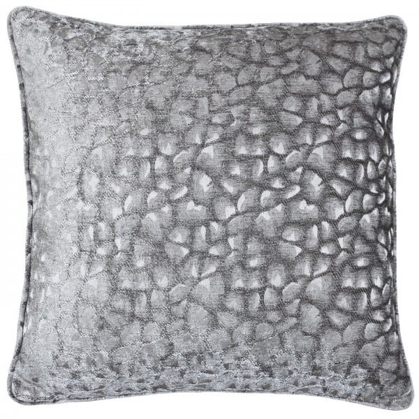 Compton Silver Cushion
