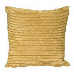 Corduroy Ochre Cushion
