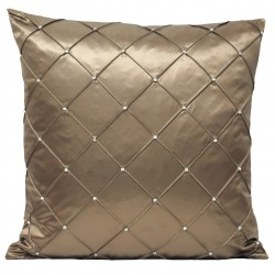 Cristal Taupe Cushion