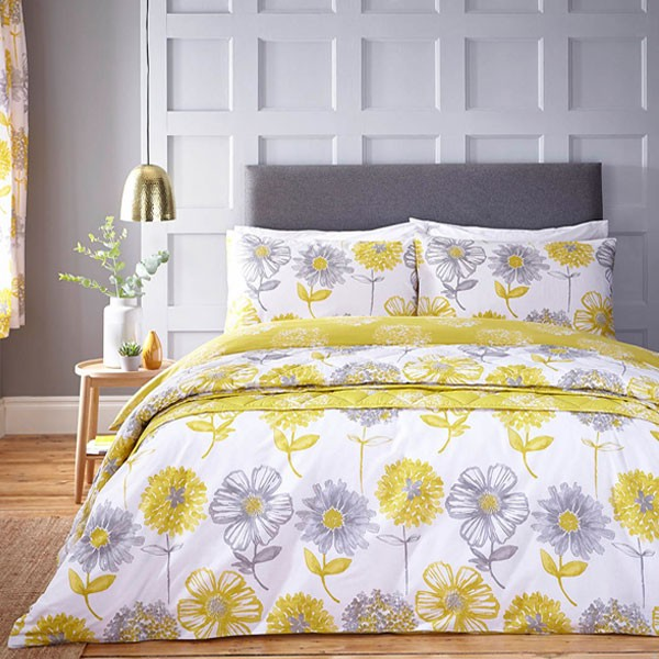 Banbury Floral Yellow