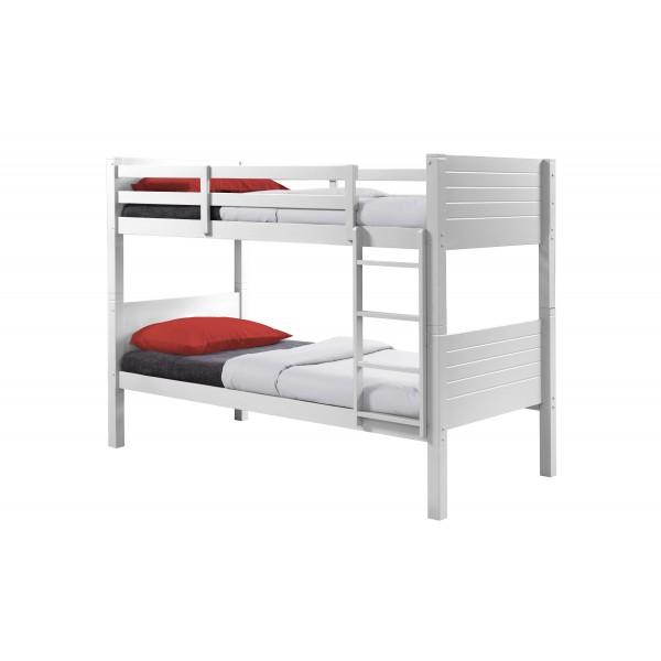 Dakota White Bunk Bed
