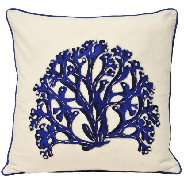 Ionia Coral Cushion