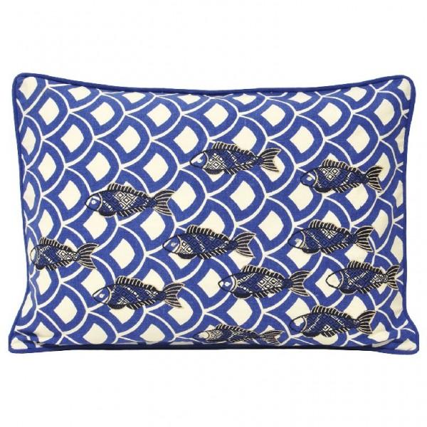 Ionia Fish Cushion