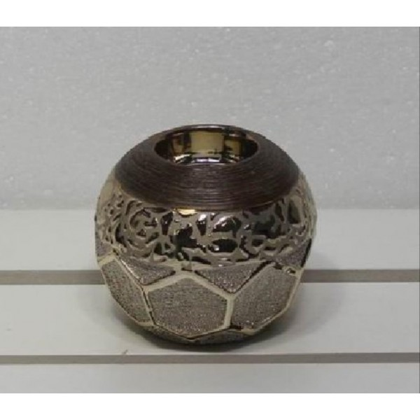 Bronze Decorative Tea Light Holder