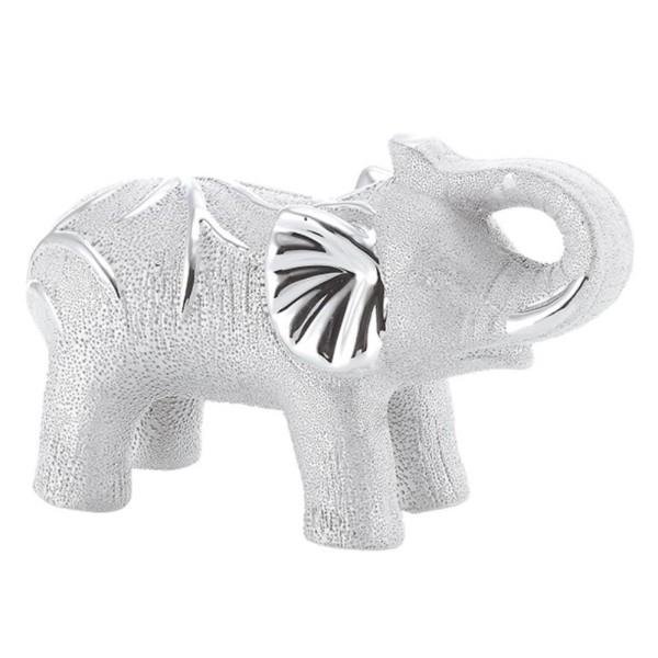 Contemporary Silver Elephant 2
