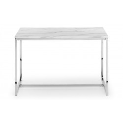 Scala White Dining Table