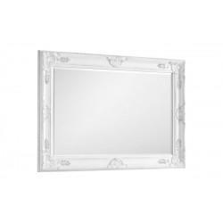 Palais White Wall Mirror