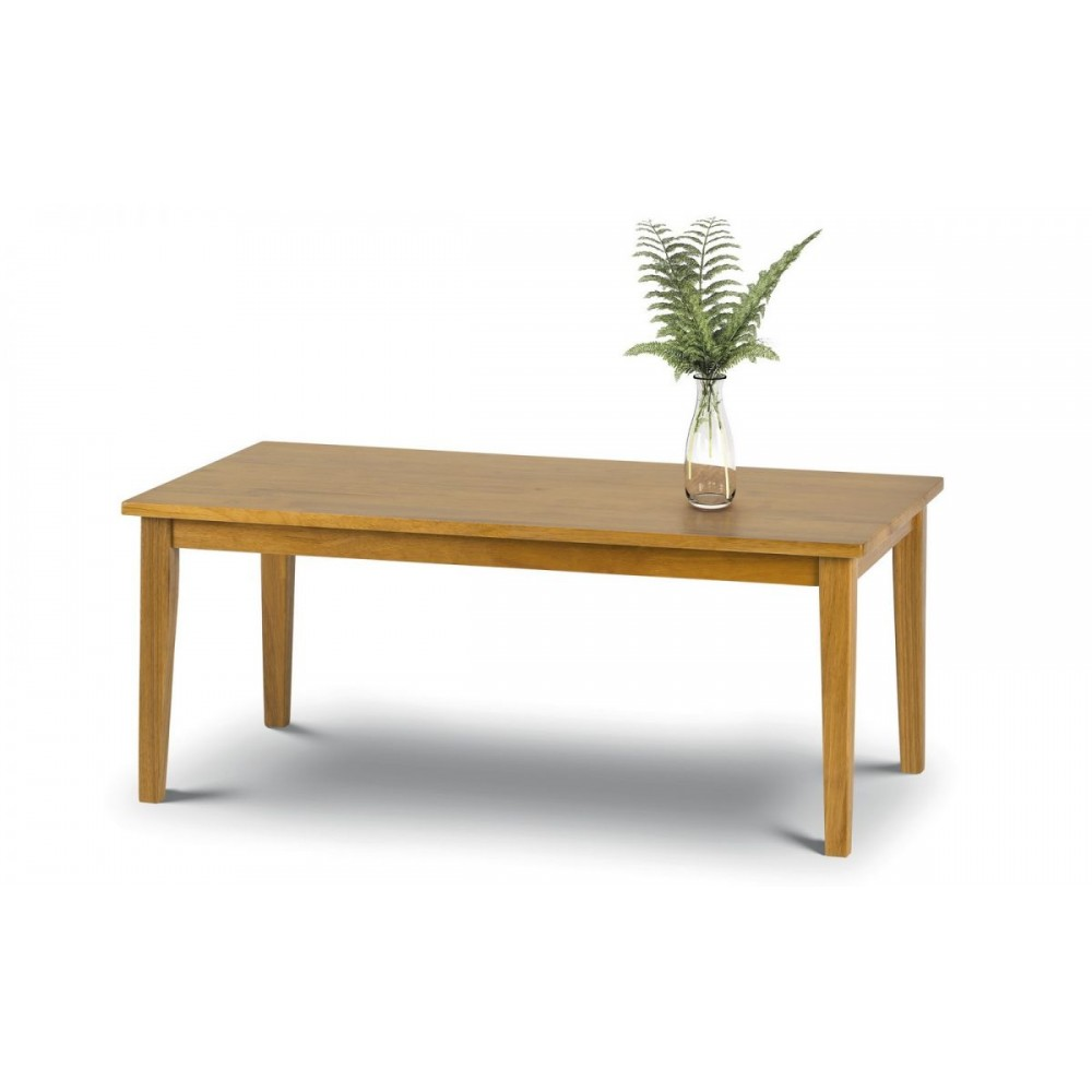 Cleo Light Oak Coffee Table