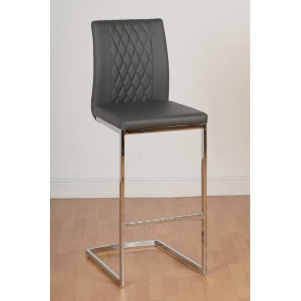 Sienna Grey Bar Chair