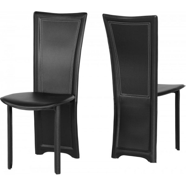 Cameo Black Dining Chair