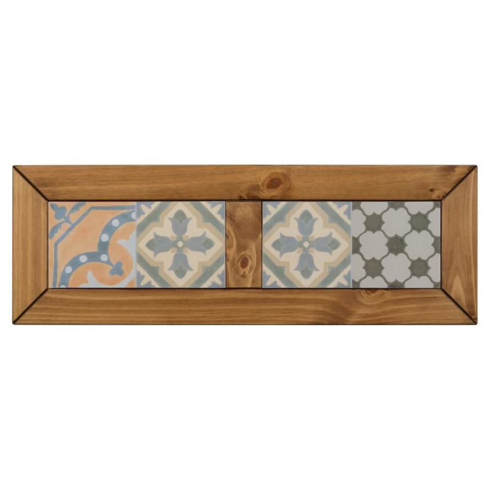 Tiled Console Table ~ Salvador tile top console table