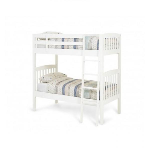Ella White Bunk Bed