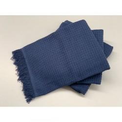 Bari Blue Throw