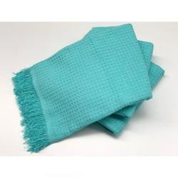 Bari Turquoise Throw